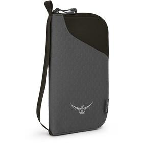 Osprey Document Zip Wallet, nero